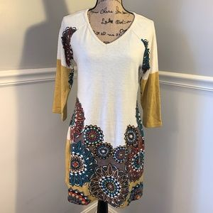 Anthropologie ARYEH Knit Dress Sz. L